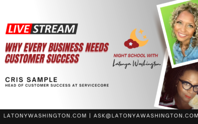 Why Every Business Needs Customer Success With Cris Sample